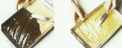 ویفر شکلاتی با کارامل
