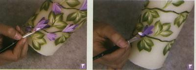 نقاشی وان استروک