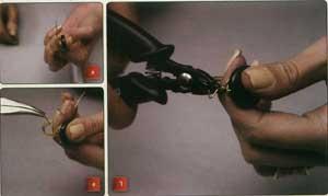 آموزش ساخت انگشتر(با سنگ های سکه ای )