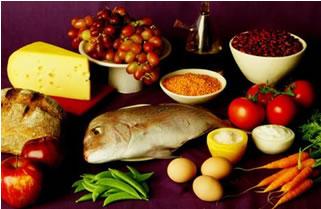 نقش تغذیه در انجام ورزش ها