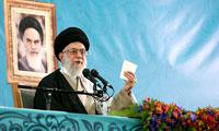 بیانات مقام معظم رهبری در حرم مطهر رضوی