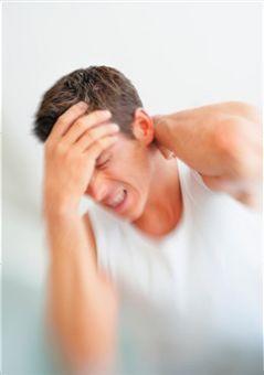 درد در ناحیهی عقب سر و گردن