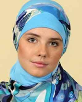ماشا الیلیکینا، رقاصه ای که مسلمان شد!!!