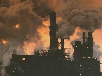 نابودی لایهی اتمسفری محافظ زمین