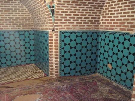 هنرهای اسلامی در معماری امام زادگان