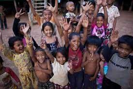 وضعیت جهانی نامساعد کودکان
