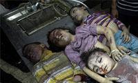 نمونه ای جنایتهای یهود
