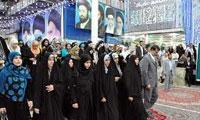 جایگاه و الگوی زن مسلمان در اندیشه امام خمینی (ره)