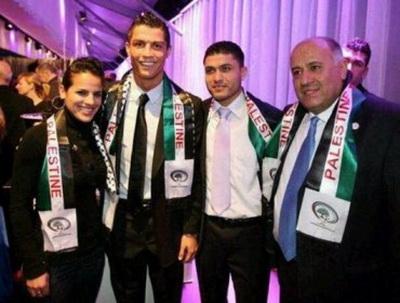 حمایت ستارگان فوتبال جهان از غزه
