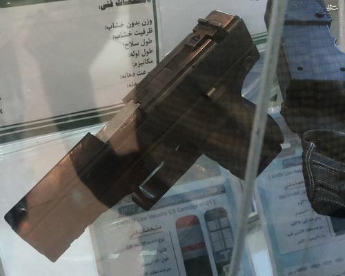 ایران با «رعد» دهمین سازنده اسلحه پلیمری در جهان شد