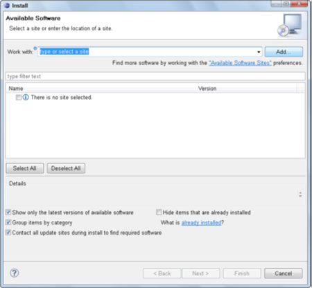 آموزش  برنامه نویسی  برای اندروید با ایکلیپس(5)- نصب ایکلیپس و ADT