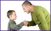والدین، الگوی مسؤولیّت پذیری کودکان