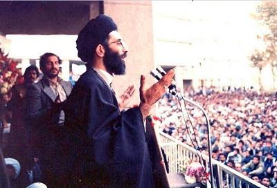 نقش آیت الله خامنهای در راه اندازی تحصن دانشگاه تهران