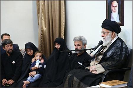 شهید حججی از منظر مقام معظم رهبری