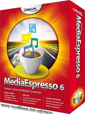 Cyberlink mediaespresso v6 5 1515 36408a multilingual ak