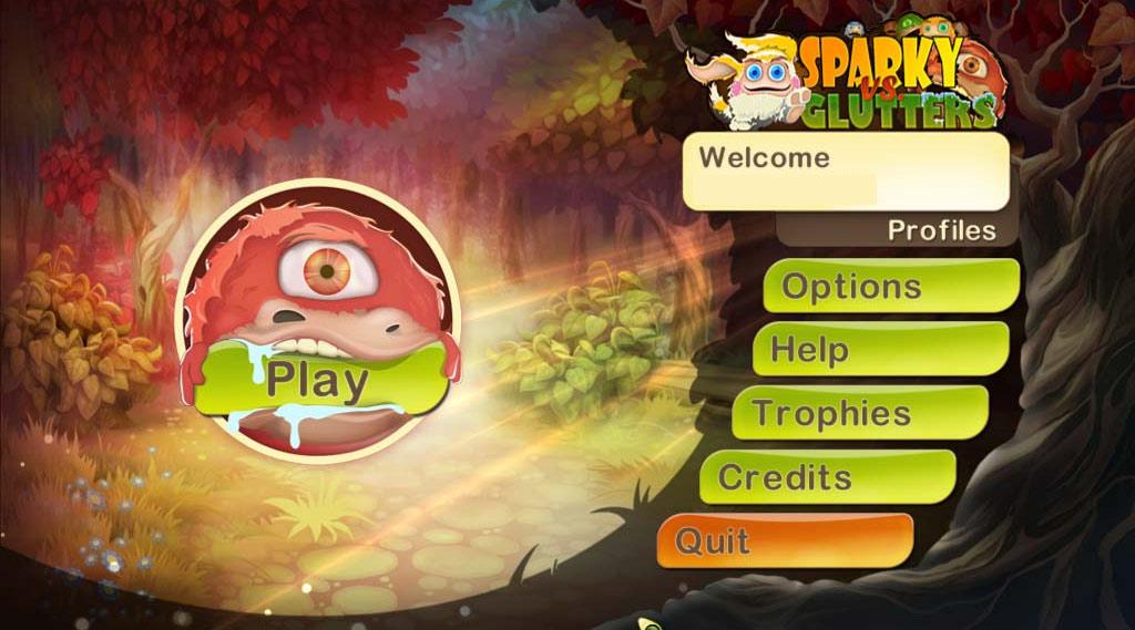 بازی اسپارکی در برابر حیوانات گرسنه Sparky vs. Guttlers Final PC Game