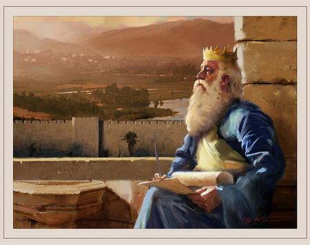 (ص) در کلام سلیمان(ع)