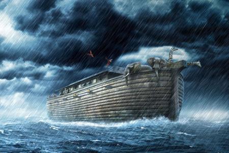 کشتی نوح(ع) چگونه ساخته شد؟