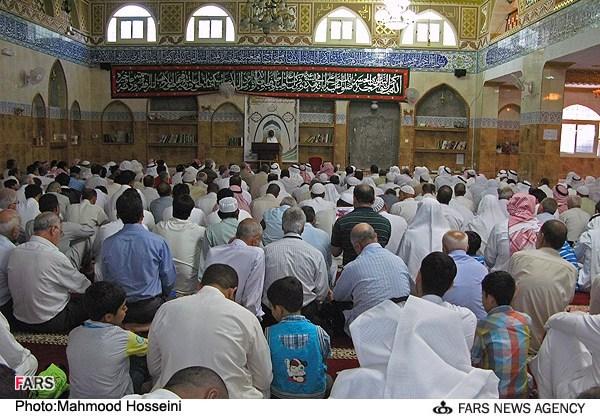 مسجد شیعیان مدینه